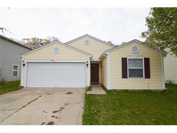 Photo one of 6337 Monteo Ln Indianapolis IN 46217 | MLS 21782363