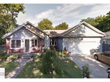 Photo one of 4612 Vernon Ave Indianapolis IN 46226 | MLS 21782400