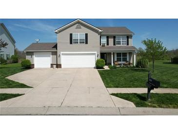 Photo one of 2353 Liatris Dr Plainfield IN 46168 | MLS 21782421