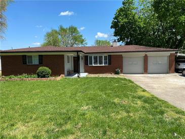 Photo one of 3709 Brill Rd Indianapolis IN 46227 | MLS 21782470