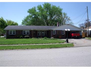 Photo one of 1495 Section St Plainfield IN 46168 | MLS 21782517