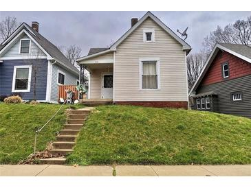 Photo one of 1226 Tecumseh St Indianapolis IN 46201 | MLS 21782563