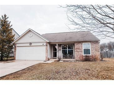 Photo one of 48 Hilltop Farms Blvd New Whiteland IN 46184 | MLS 21782569