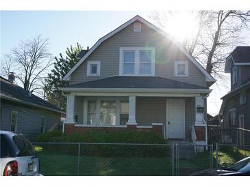 Photo one of 544 N Parker Ave Indianapolis IN 46201 | MLS 21782576