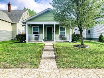 Photo one of 1417 Spann Ave Indianapolis IN 46203 | MLS 21782598