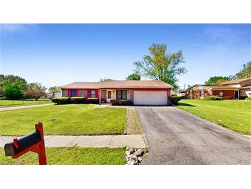 Photo one of 6005 Dollar Hide S Dr Indianapolis IN 46221   MLS 21782617