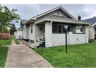 Photo one of 957 Yoke E St Indianapolis IN 46203 | MLS 21782634