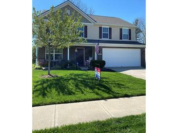 Photo one of 5040 Choctaw Ridge Dr Indianapolis IN 46239 | MLS 21782668