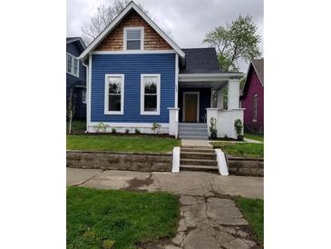 Photo one of 521 N Hamilton Ave Indianapolis IN 46201 | MLS 21782683
