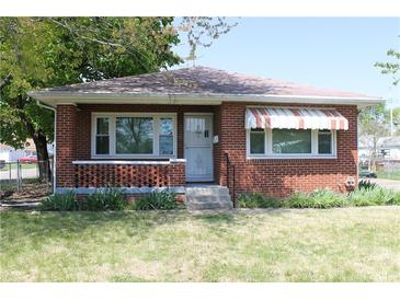 Photo one of 3006 13Th St Columbus IN 47201 | MLS 21782690