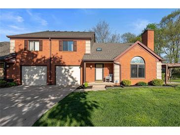 Photo one of 2268 Golden Oaks N Indianapolis IN 46260   MLS 21782692