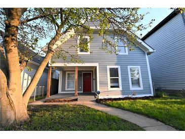 Photo one of 1409 E Terrace Ave Indianapolis IN 46203 | MLS 21782928