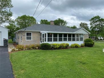 Photo one of 5213 Cordes Rd Indianapolis IN 46227 | MLS 21782966