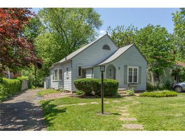 Photo one of 6630 N Broadway N Ave Indianapolis IN 46220 | MLS 21783156