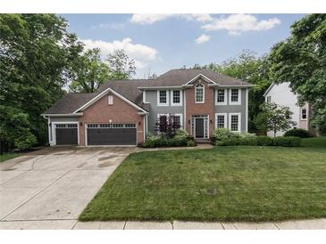 Photo one of 9802 Covington Blvd Fishers IN 46037   MLS 21784188