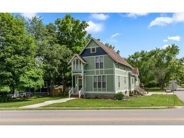 Photo one of 99 W South St Franklin IN 46131   MLS 21784558