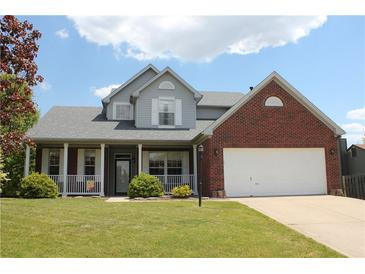 Photo one of 122 Kingsview Dr Mooresville IN 46158   MLS 21785536