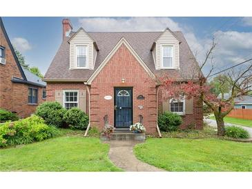 Photo one of 901 N Graham Ave Indianapolis IN 46219 | MLS 21786360