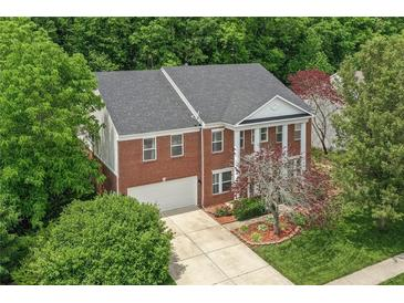 Photo one of 5844 Grand Vista Dr Indianapolis IN 46234   MLS 21786448