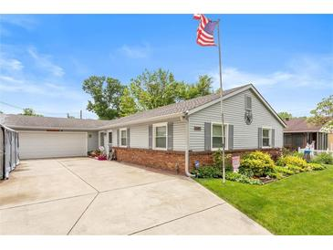 Photo one of 10011 Heather Hills Rd Indianapolis IN 46229 | MLS 21786984