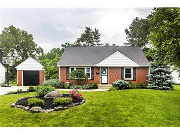 Photo one of 6309 Burlington Ave Indianapolis IN 46220 | MLS 21787475