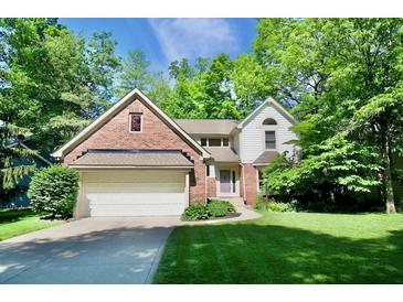 Photo one of 5536 Spicebush Dr Indianapolis IN 46254   MLS 21787751