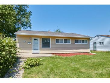 Photo one of 4642 N Kitley Ave Indianapolis IN 46226 | MLS 21787868