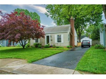 Photo one of 2615 Ryan Dr Indianapolis IN 46220 | MLS 21788008