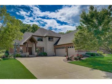 Photo one of 5771 Hickory Hollow Dr Plainfield IN 46168 | MLS 21788067