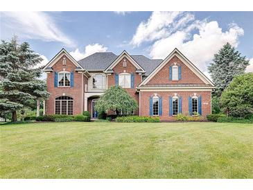 Photo one of 6847 Old Hunt Club Rd Zionsville IN 46077   MLS 21788117
