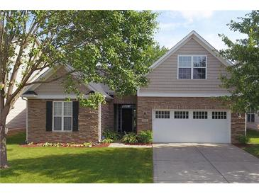 Photo one of 6903 W Winding Bend McCordsville IN 46055 | MLS 21788154