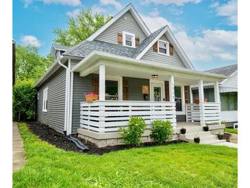 Photo one of 1315 N Grant Ave Indianapolis IN 46201 | MLS 21788511