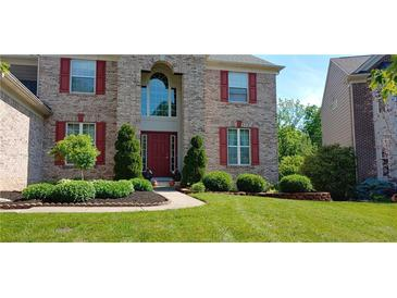 Photo one of 8229 Belcrest Ct Indianapolis IN 46256   MLS 21788566