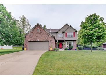 Photo one of 8360 Shoe Overlook Dr Fishers IN 46038   MLS 21788692
