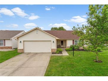 Photo one of 8327 Crosser Dr Indianapolis IN 46237 | MLS 21788704