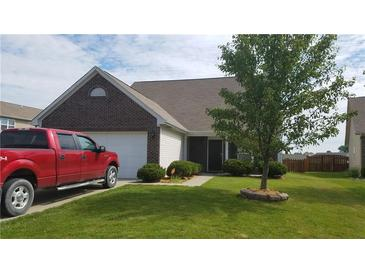 Photo one of 7616 Cloudy Ct Camby IN 46113 | MLS 21788715