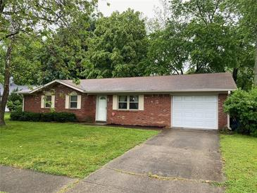 Photo one of 7417 Snowflake Dr Indianapolis IN 46227 | MLS 21788885