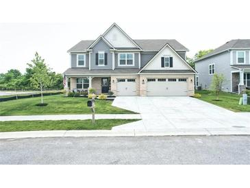 Photo one of 9902 Trafford Ct McCordsville IN 46055 | MLS 21788891