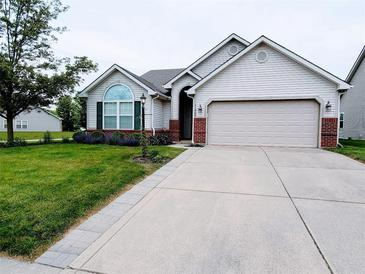 Photo one of 11409 Apalachian Way Fishers IN 46037 | MLS 21788947