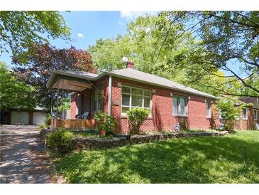 Photo one of 2844 Halifax Dr Indianapolis IN 46222   MLS 21788965