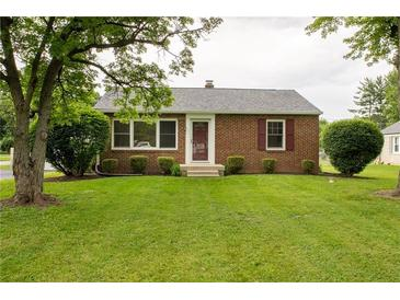 Photo one of 290 W Roberts Rd Indianapolis IN 46217   MLS 21789012