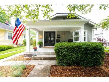 Photo one of 1110 N Bosart Ave Indianapolis IN 46201 | MLS 21789096
