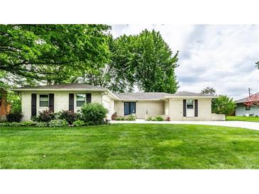 Photo one of 1253 Darby Ln Indianapolis IN 46260 | MLS 21789155