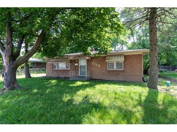 Photo one of 2349 S Keystone Ave Indianapolis IN 46203   MLS 21789158