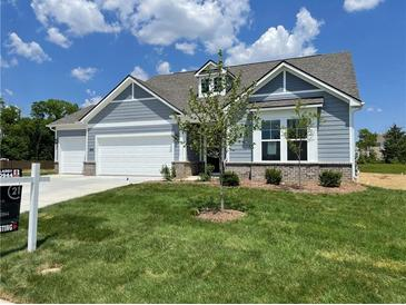 Photo one of 14964 Tiago Ln Fishers IN 46040   MLS 21789161