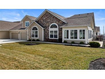 Photo one of 1158 Extraordinary Trl Greenfield IN 46140   MLS 21789168