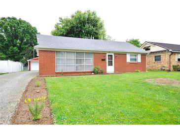 Photo one of 469 Carol Dr Greenwood IN 46143 | MLS 21789278