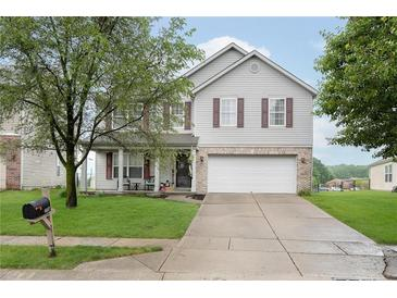 Photo one of 6617 Coppel Ct Indianapolis IN 46259 | MLS 21789286