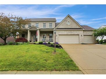 Photo one of 11958 Silverado Dr Fishers IN 46037   MLS 21789303