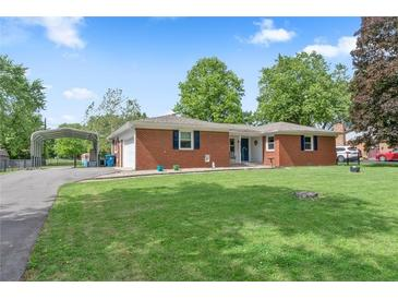 Photo one of 8202 Eaton Ct Indianapolis IN 46239 | MLS 21789315